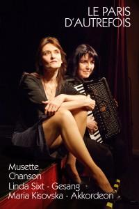 Linda Sixt und Maria Kisovska-Löster