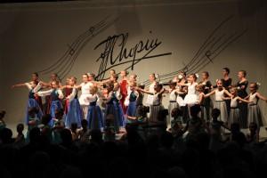 Ballett Kreativ beim Integrativen Provinzkultur-Festival