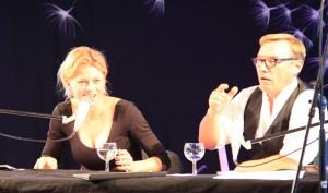 Tucholsky-Abend mit Thomas Arnold und Isabell Gerschke