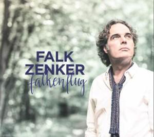 Falkenflug von Falk Zenker