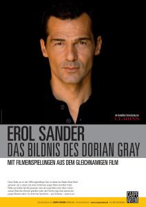Tourplakat Das Bildnis-des Dorian Gray